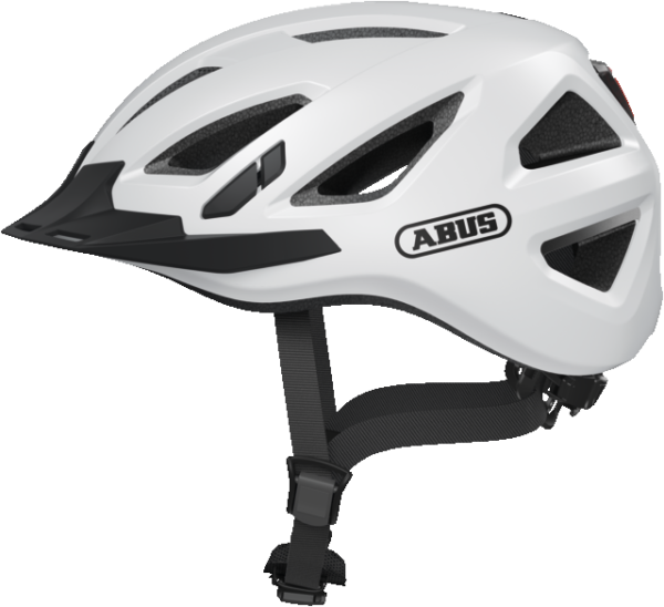 abus urban i 3.0 polar white