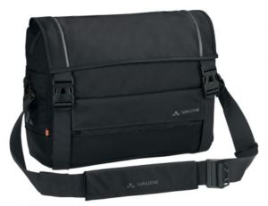vaude cyclist messenger black