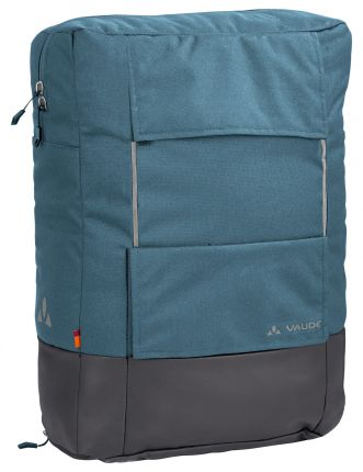 vaude cyclist pack blue