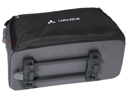 vaude road master shopper black unten