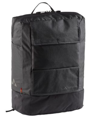 cyclist pack waxed